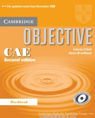 Objective CAE Workbook 2nd Edition
