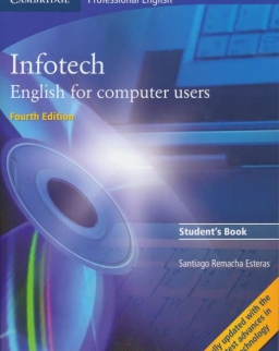 Infotech - English for Computer Users Student's Book 4th Edition
