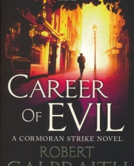 Robert Galbraith: Career of Evil