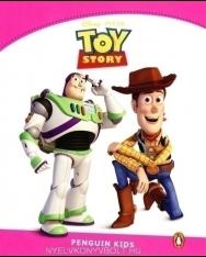 Toy Story - Penguin Kids Disney Reader Level 2