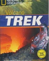 Volcano Trek with MultiROM - Footprint Reading Library Level A2