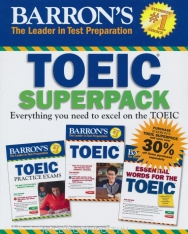 Barron's TOEIC Superpack 2nd Edition