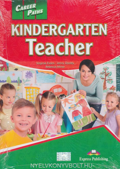 Career Paths - Kindergarten Teacher