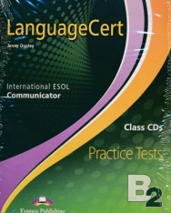 LanguageCert Practice Tests B2 Communicator Class Audio CDs (3)