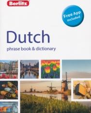 Berlitz Dutch Phrase Book & Dictionary - Free App included