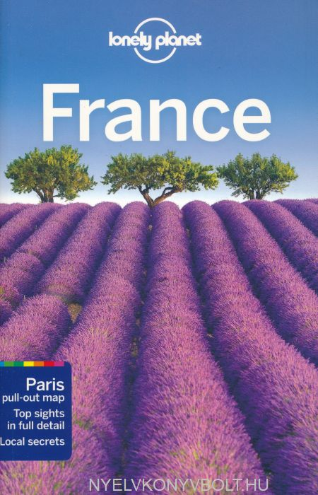 Lonely Planet - France Travel Guide (13th Edition)