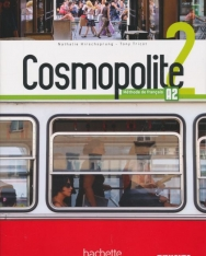Cosmopolite 2 : Livre de l'éleve + DVD-ROM + Parcours digital(R)