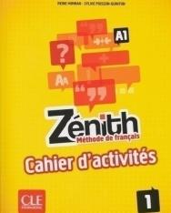 Zénith 1 Cahier d'activités + Corrigés