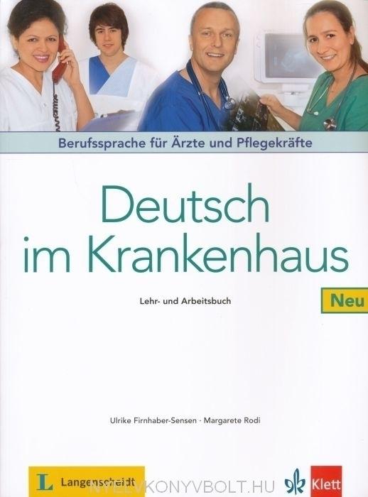 Deutsch im Krankenhaus Lehr- und Arbeitsbuch Neu