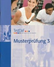TestDaf Musterprüfung 3 mit CD