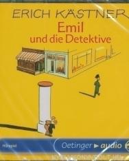 Erich Kästner: Emil und die Detektive - Audio CD