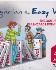 Hungarian the Easy Way - English - Hungarian Falshcards with Sentences (400 angol-magyar szókártya)