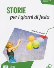 STORIE per i giorni di festa -  Letture Italiano Facile Livello A1/A2 1000 Parole - Nuova edizione