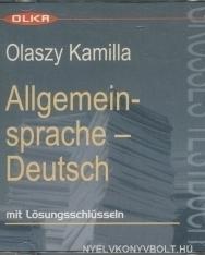 Allgemeinsprache - Deutsch Grosses Testbuch Audio CD