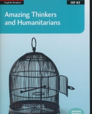 Amazing Thinkers and Humanitarians - Collins English Readers - Amazing People Level 2