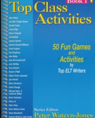 Top Class Activities Book 1