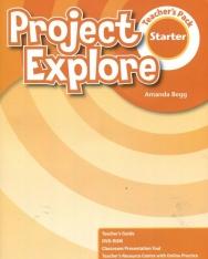Project Explore Starter Teacher's Pack