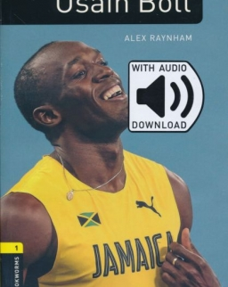 Usain Bolt with Audio Download - Oxford Bookworms Library Factfiles stage 1