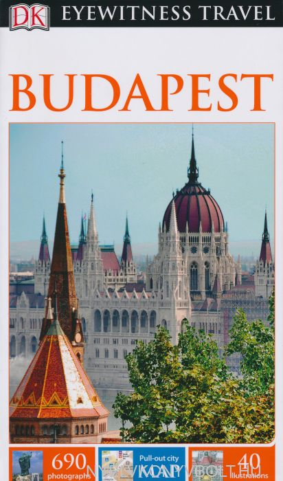 DK Eyewitness Travel Guide - Budapest
