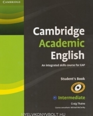 Cambridge Academic English Intermediate Student's Book