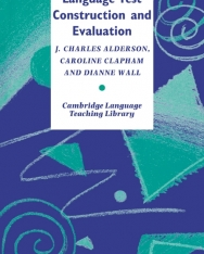 Language Test Construction and Evaluation