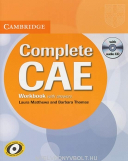Complete CAE Workbook with Answers and Audio CD