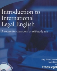 Introduction to International Legal English with Audio CDs (2)