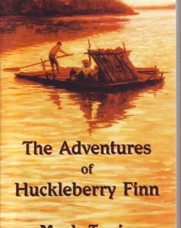 Mark Twain: The Adventures of Huckleberry Finn - Bantam Classics