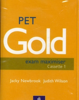 PET Gold Exam Maximiser Cassette