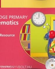Cambridge Primary Mathematics 3 Teacher's Resource with CD-ROM
