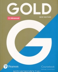 Gold Advanced New Edition (2018) Coursebook