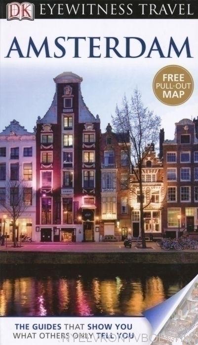 DK Eyewitness Travel Guide - Amsterdam