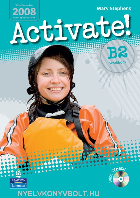 Activate! B2 Workbook without Key, with iTests CD-ROM