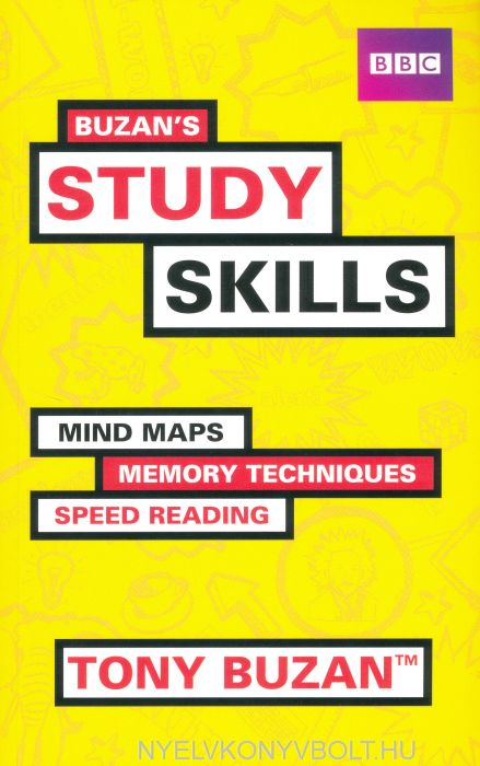Buzan's Study Skills - Mind Maps, Memory Techniques, Speed Reading