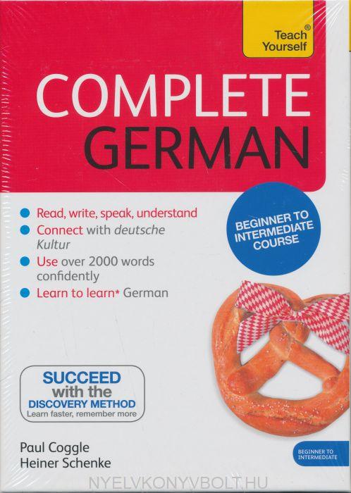 Teach Yourself - Complete German from Beginner to Intermediate & CD Pack