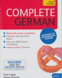 Teach Yourself - Complete German from Beginner to Intermediate & CD Pack