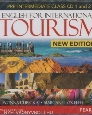 English for International Tourism Pre-Intermediate Class CDs - New Edition