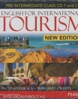 English for International Tourism Pre-Intermediate Class CDs - New Edition