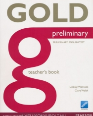 Gold Preliminary Teacher's Book