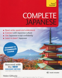 Teach Yourself - Complete Japanese Beginner to Intermediate Course with Fee Audio Download