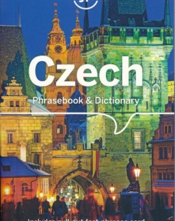 Lonely Planet Czech Phrasebook & Dictionary 4th edition