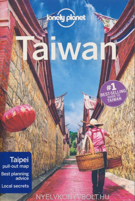Lonely Planet - Taiwan Travel Guide (10th Edition)
