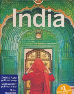Lonely Planet - India Travel Guide (18th Edition)