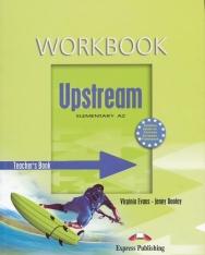 Upstream Elementary Workbook Teacher's Edition