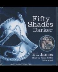 E.L. James: Fifty Shades Darker - Audio Book (16 CDs)