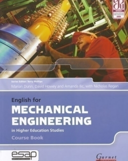 English for Mechanical Engineering in Higher Education Studies Course Book with Audio CDs (2)