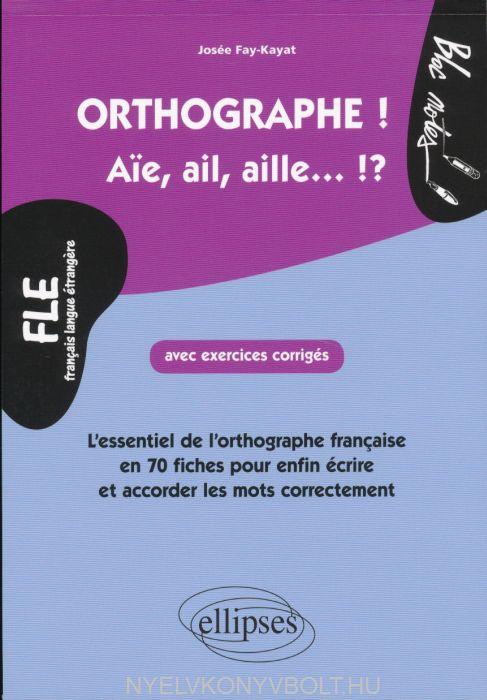 Fle Orthographe !