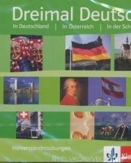 Dreimal Deutsch Audio CD