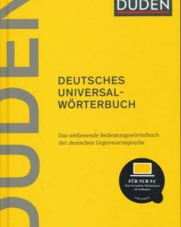 Duden Deutsches Universalwörterbuch 9. Auflage