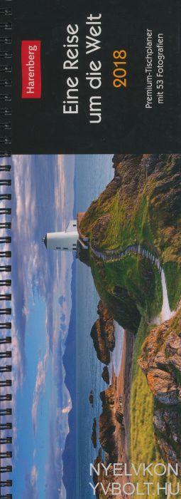 Eine Reise um die Welt - Kalender 2018